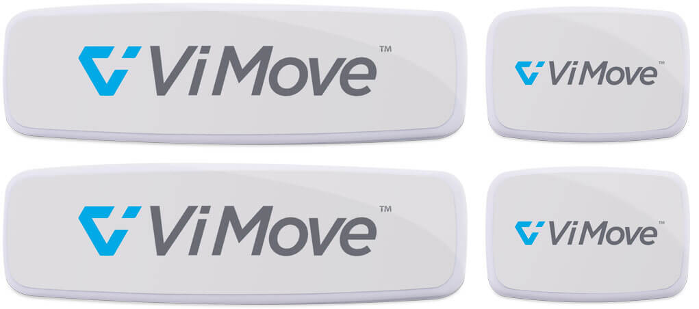 ViMove movement and muscle sensors