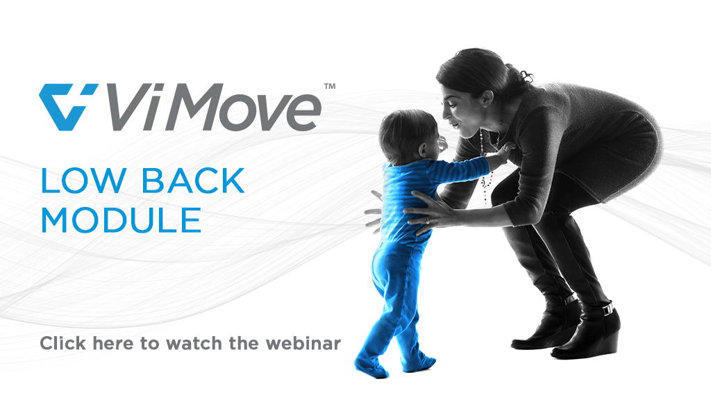 ViMove Low Back webinar