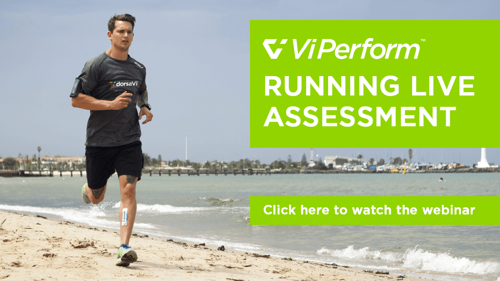 ViPerform Running Module Webinar